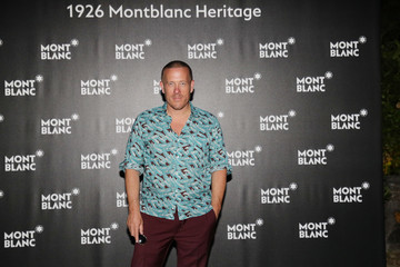 Scott Schuman 1926 Montblanc Heritage Launch Event