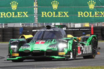 Scott Sharp Rolex 24 Practice and Qualifying