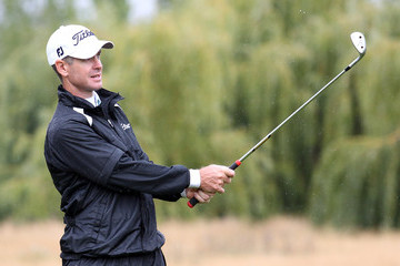 Scott Strange New Zealand Golf Open - Day 1