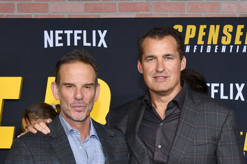 "Scott Stuber Premiere Of Netflix's ""Spenser Confidential"" - Arrivals"