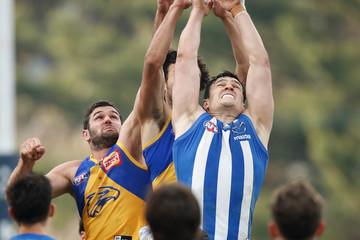 Scott Thompson AFL Rd 19 - North Melbourne vs. West Coast