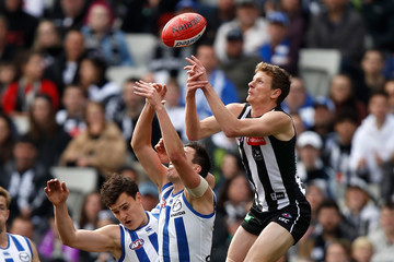 Scott Thompson AFL Rd 18 - Collingwood vs. North Melbourne