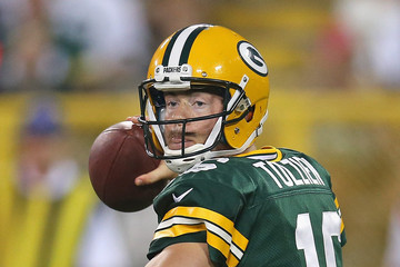 Scott Tolzien Oakland Raiders v Green Bay Packers