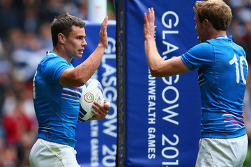 Scott Wight 20th Commonwealth Games: Rugby Sevens