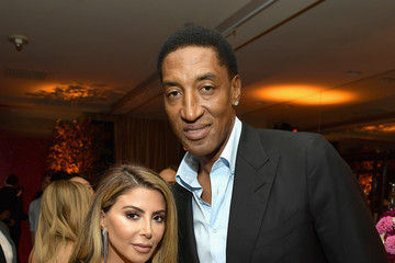 Scottie Pippen 2017 Entertainment Weekly Pre-Emmy Party - Inside