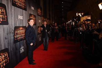 Scotty McCreery Arrivals at the American Country Countdown Awards
