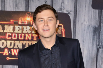 Scotty McCreery American Country Countdown Awards Press Room