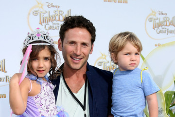 """Mark Feuerstein Screening Of Disney's """"Tinker Bell And The Great Fairy Rescue"""""""