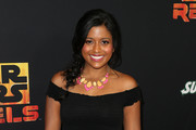 """Actress Tiya Sircar attends the Screening of Disney XD's """"Star Wars Rebels: Spark of Rebellion"""" at the AMC Century City 15 theater on September 27, 2014 in Century City, California."""