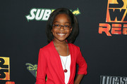 """Actress Marsai Martin attends the Screening of Disney XD's """"Star Wars Rebels: Spark of Rebellion"""" at the AMC Century City 15 theater on September 27, 2014 in Century City, California."""