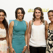 Dame Kelly Holmes and Charlotte Best Photos