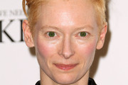 """Actress Tilda Swinton attends the Screening of Oscilloscope Laboratories' """"We Need To Talk About Kevin"""" at the Writers Guild Theater on November 10, 2011 in Beverly Hills, California."""