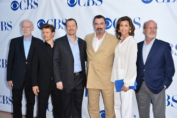"""Leonard Goldberg Kevin Wade Screening And Panel Discussion Of CBS' """"Blue Bloods"""""""