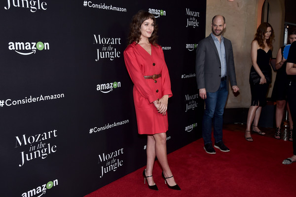 Screening and Q&A For Amazon's 'Mozart In The Jungle' - Red Carpet