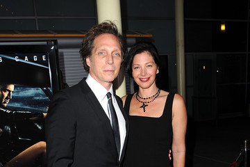 "William Fichtner Kymberly Kalil Screening Of Summit Entertainment's ""Drive Angry 3D"" - Red Carpet"