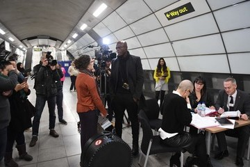Seal TFL's 'Busk In London' - Photocall