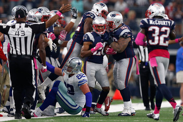 Sealver Siliga New England Patriots v Dallas Cowboys