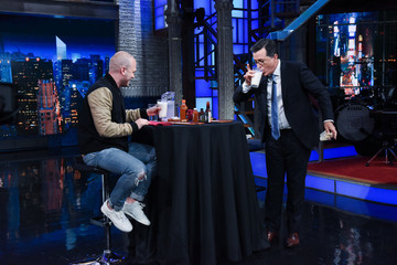 "Sean Evans CBS's ""The Late Show with Stephen Colbert"" - Season Two"