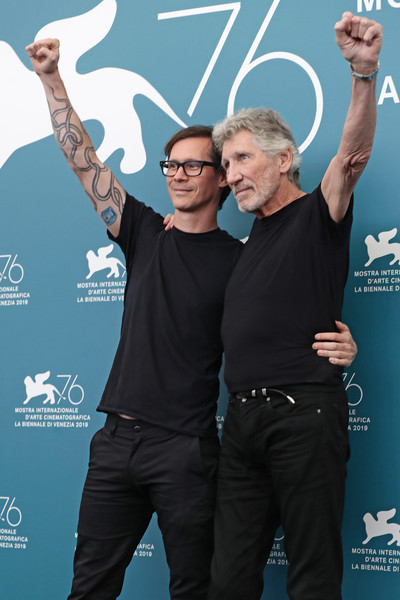 """""""Roger Waters Us And Them"""" Photocall  - The 76th Venice Film Festival"""