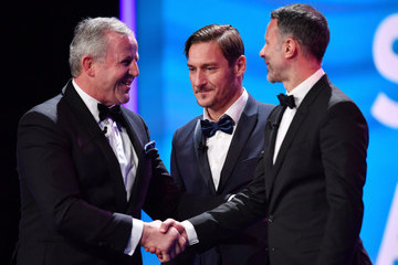Sean Fitzpatrick Show - 2018 Laureus World Sports Awards - Monaco