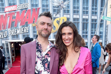 Sean Gunn Los Angeles Global Premiere For Marvel Studios' Ant-Man And The Wasp""