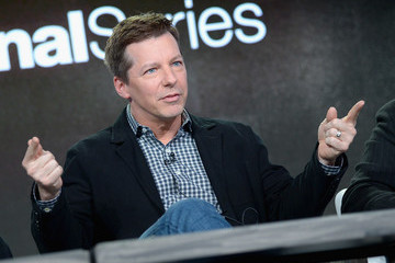 Sean Hayes TCA Turner Winter Press Tour 2017 Presentation - Presentation