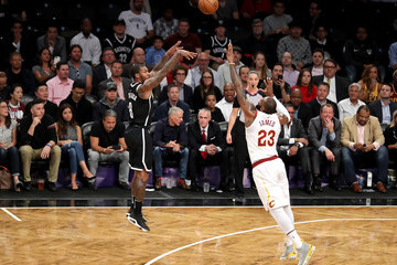 Sean Kilpatrick Cleveland Cavaliers v Brooklyn Nets