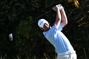 Sean O'Hair Shriners Hospitals for Children Open - Round Three