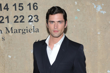 Sean O'Pry Maison Martin Margiela With H&M Global Launch Event - Red Carpet