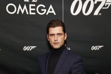 Sean O'Pry Omega Bond Watch Unveiling