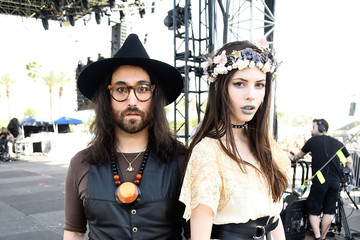 Sean Ono Lennon 2015 Coachella Valley Music And Arts Festival - Weekend 1 - Day 1
