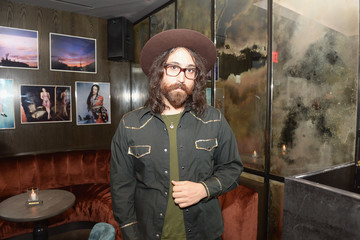 Sean Ono Lennon IMG Men's Model Division Party