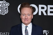 Conan O'Brien attends the 10th Anniversary Gala Benefiting CORE hosted by Sean Penn, Bryan Lourd And Vivi Nevo at Wiltern Theatre on January 15, 2020 in Los Angeles, California.