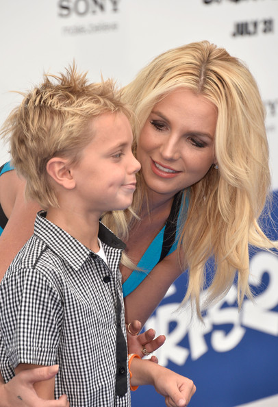 Britney Spears' Sons [ Sean Federline & Jayden Federline ...