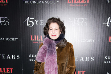 Sean Young The Cinema Society With Lillet & NARS Host a Screening of Sundance Selects' '45 Years' - Arrivals