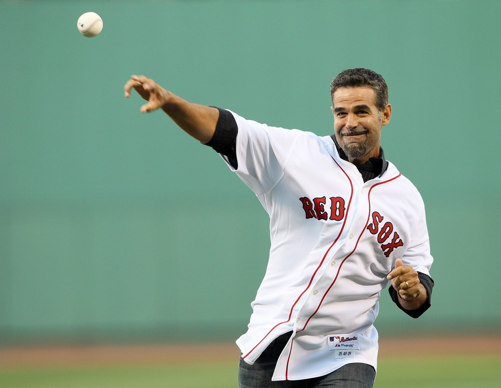 Mike Lowell in Seattle Mariners v Boston Red Sox - Zimbio