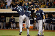 Kyle Seager and Kendrys Morales Photos Photo