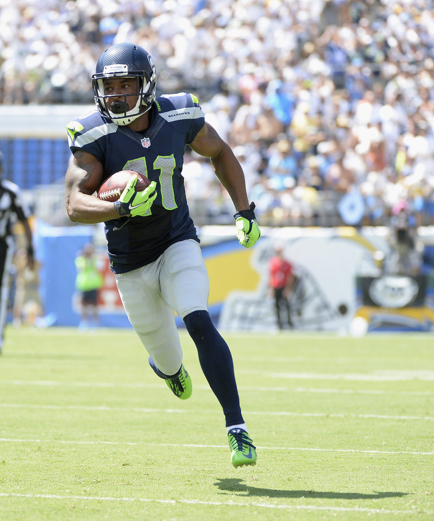 San Diego Chargers Draft Needs: Percy Harvin In Seattle Seahawks V San Diego Chargers