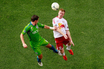 Dax McCarty Seattle Sounders v New York Red Bulls