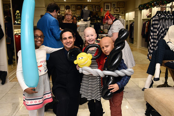 SebastiAn Brooks Brothers Celebrates the Holidays with St. Jude Children's Research Hospital