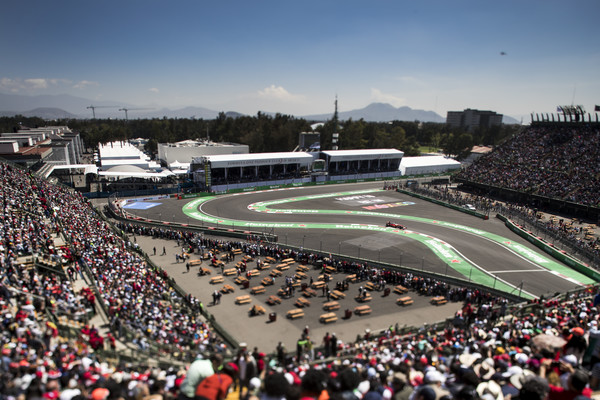 f1 qualifying mexico
