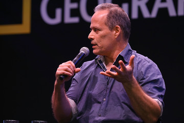 Sebastian Junger National Geographic Presents 'Nat Geo Further Base Camp' At SXSW 2017 - Day 3