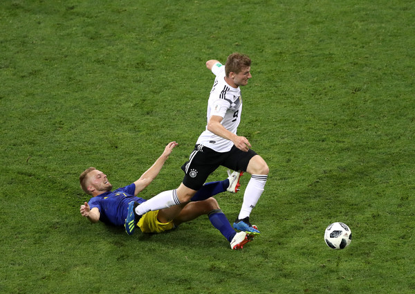 Germany vs. Sweden: Group F - 2018 FIFA World Cup Russia