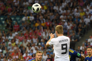 Sebastian Larsson Germany vs. Sweden: Group F - 2018 FIFA World Cup Russia