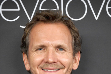 Sebastian Roche Warner Bros. Pictures and InStyle Host 18th Annual Post-Golden Globes Party - Arrivals