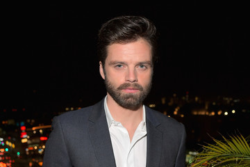 Sebastian Stan GQ And Dior Homme Host A Private Dinner In Celebration Of The 2017 GQ Men Of The Year Party