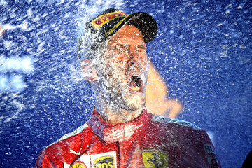 Sebastian Vettel European Sports Pictures of the Week - September 23