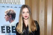 "Vlada Roslyakova attends the ""Seberg"" New York Screening at Crosby Hotel on February 19, 2020 in New York City."