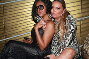 """Taraji P. Henson and Angie Martinez attend the Second Annual 'Celebrate The Culture II' Celebrates Diversity In Hollywood Presented By PATRÃ""""N Tequila at Avenue on September 22, 2019 in Los Angeles, California."""
