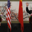 Liang Guanglie U.S. Secretary of Defense Robert Gates on Four-day Visit to China
